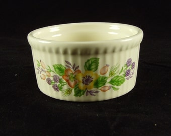 Bilton's 'Country Lane' ramekin, made for Woolworths, from the 1980s