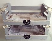 articles similaires lit superpos pour chats ou chiens. Black Bedroom Furniture Sets. Home Design Ideas