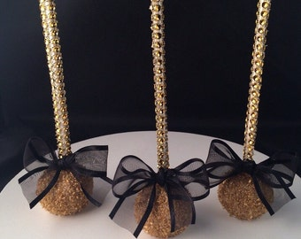 Candy Apple Bling Sticks.