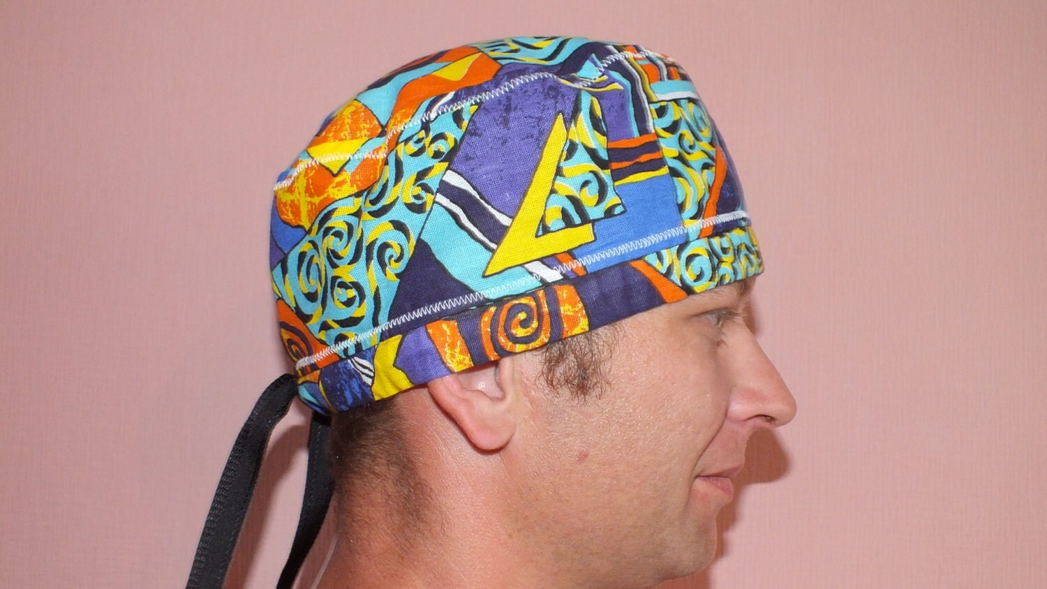 Sewing Pattern Scrub Hat Scrub Cap Sewing Pattern Surgical