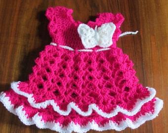 Baby dress pattern crochet patterns patterns baby newborn pattern