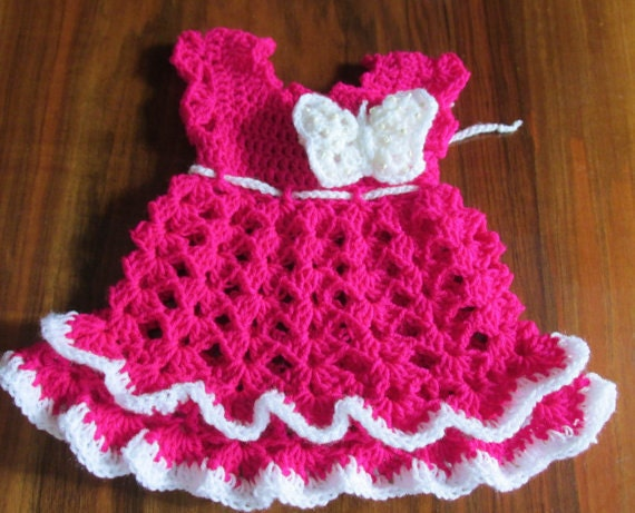Baby Dress Pattern Crochet Patterns Patterns Baby Newborn