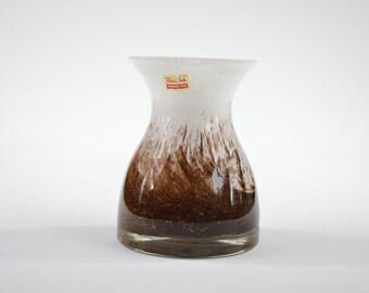 FRIEDRICH MUNDGEBLASEN vase or small glass vase