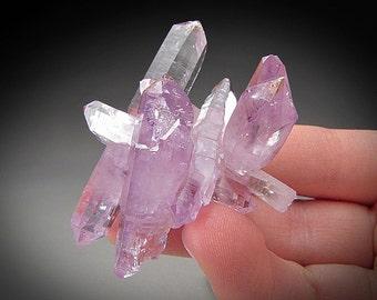 Amethyst Crystals, Veracruz, Mexico