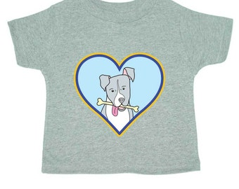 Trudie the Dog Toddler T-Shirt