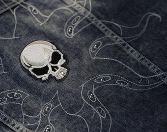 Kraken - Boys Pirate Denim Vest