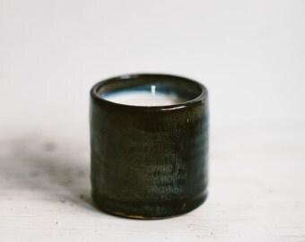 Organic Cedar Clove Soy Candle