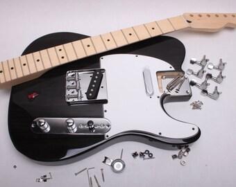 build your own electric guitar kit explorer by byoguitar on etsy. Black Bedroom Furniture Sets. Home Design Ideas