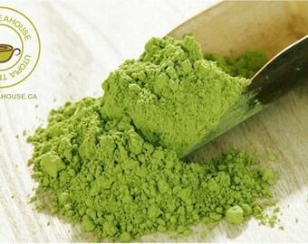 Superior Grade Organic MATCHA Green Tea Powder