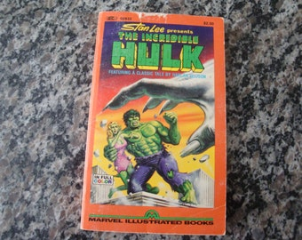 The Incredible Hulk- Graphic Novel 1982