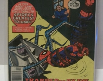 1977 Marvel Tales Starring Spider-Man #86  Dec -Spider-Man vs The Spider-Slayer Good-VG Condition Vintage Marvel Comic Book Reprint SM #107