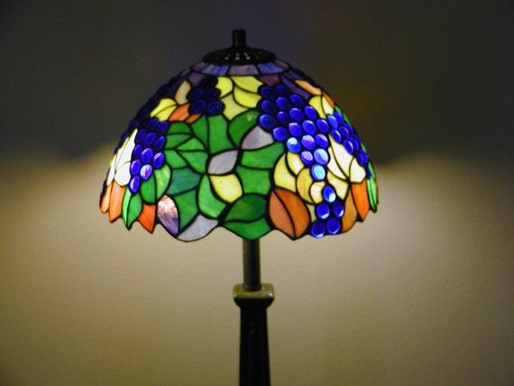 Pale Yellow Lamp Shade