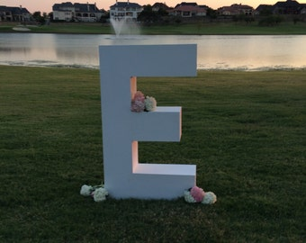 5' Marquee Letter - Wedding Initials - Grand Letter Initial