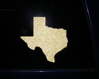 Custom State Decal-Texas