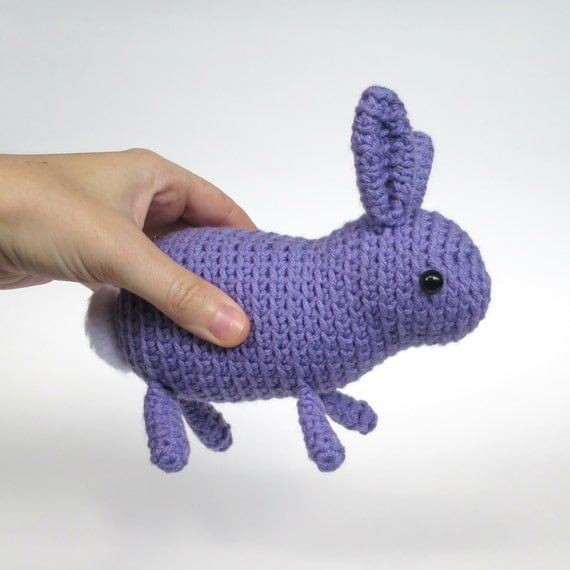 Easy Small Amigurumi : Little bunny amigurumi pattern - small amigurumi, rabbit ...