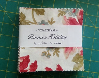 Roman Holiday Charm Pack