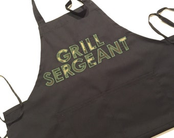 Grill Master Apron with Pockets