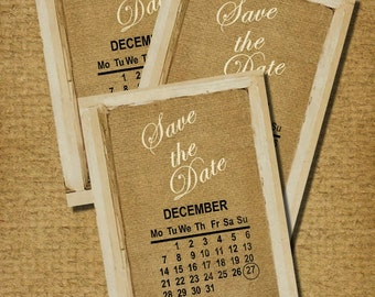 SAVE THE DATE - Cards - 1