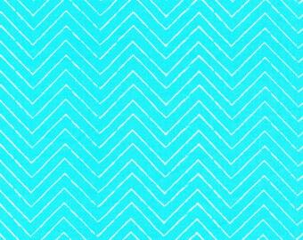 Gamma Ray Turquoise Cloud9 Fabrics