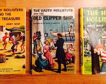 1950's The Happy Hollisters