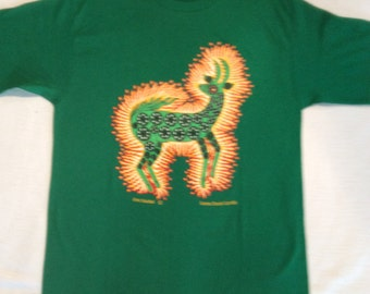 Mexican art tshirt