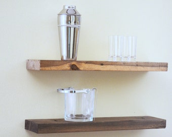Floating Shelf, Rustic Floating Shelf, Ledge Shelf, Wooden Floating Shelf, Floating Shelves , Decorative shelf, Display shelf