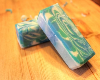 Lime Cold Process Soap - Handmade