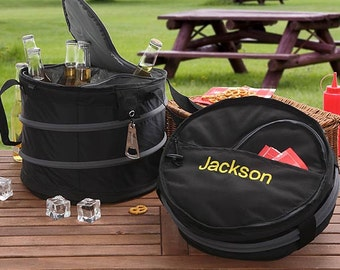 You Name It Personalized Collapsible Party Cooler