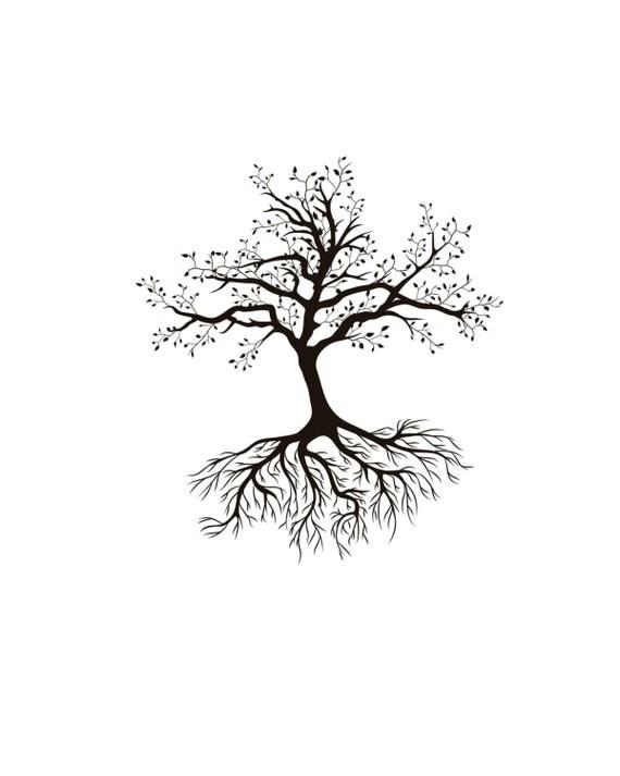 tatouage temporaire 2 arbre de vie diff rentes tailles. Black Bedroom Furniture Sets. Home Design Ideas