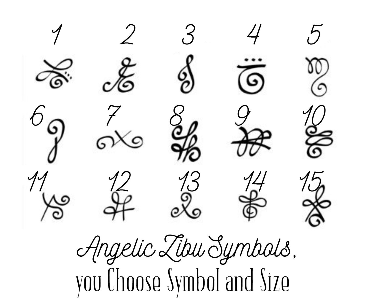 Angel symbols tattoos images for tatouage angel symbols tattoos with angelic protection symbol tattoos pictures to pin on pinterest buycottarizona Images