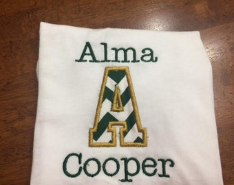 Alma Personalized Shirt