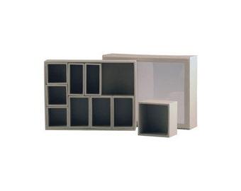 Tim Holtz Idea-Ology Configurations Framed Box