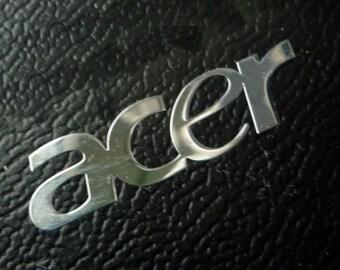 ACER Label / Aufkleber / Sticker / Badge / Logo 30mm x 8mm [081]