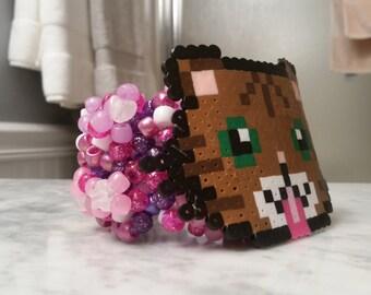 Custom 3D Kandi Cuff