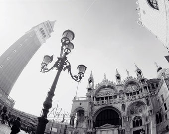 Under the Venetian Sun: St Mark's Square Venice Italy
