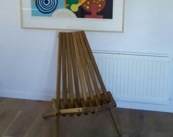 Wooden Design Chair