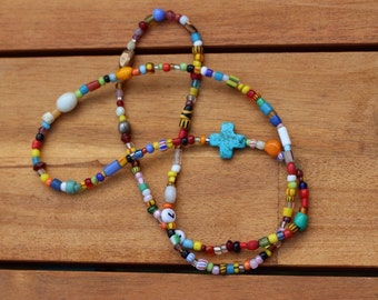 Summer Tribal Necklace