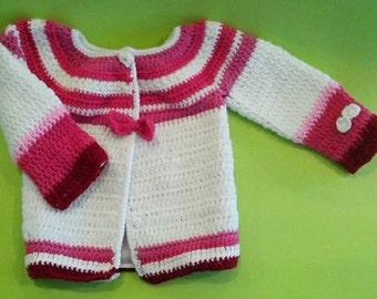 Crochet Hello Kitty Set