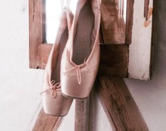 Ballerina Satin Shoes