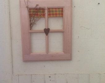 window wall decor, home decor, window door, primative wall decor