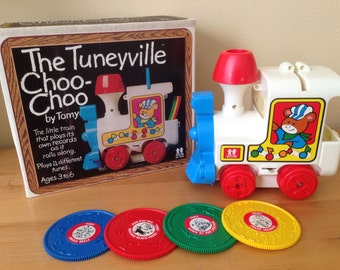The Tuneyville Choo-Choo by Tomy