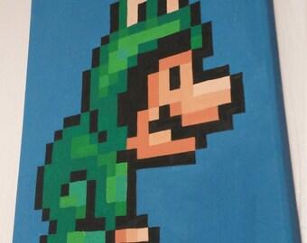 Super Mario 3 Frog Suit Mario