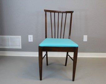 Vintage Spindle Side Chair