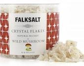 Falk Wild Mushroom Crystal Flake Salt - Finishing Salt