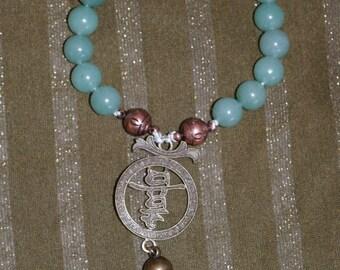 Mala Bracelet Aventurine