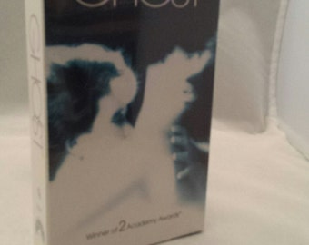Ghost(1990); VHS; never opened; sealed; Patrick Swayze; Demi Moore; Whoopi Goldberg