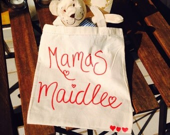 Small cotton bag - Mamas Maidle