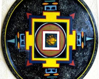 yantra disk