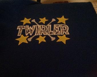 Twirler Stadium Blanket
