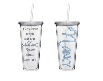 Customizable Nurse Cup 20oz